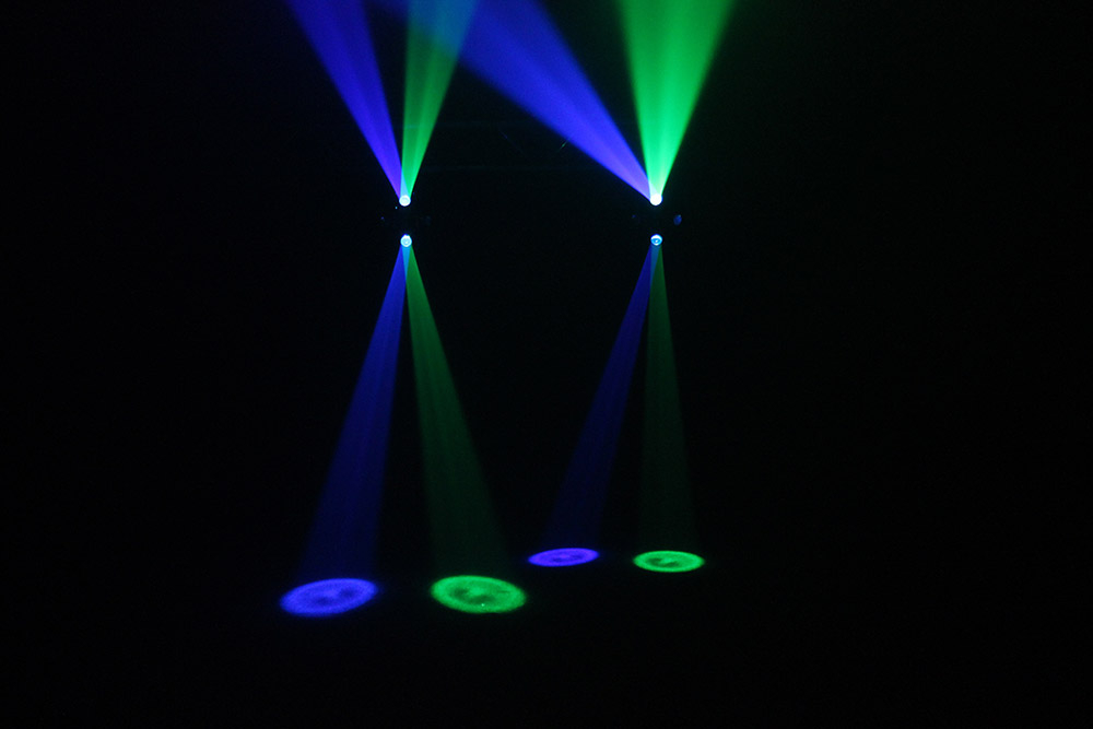 location jeu lumière led